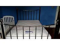 Sensaform Airflow Bensons for Beds 1140 spring and foam mattress