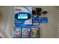 Original Sony Playstation Vita