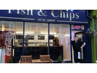 Fish & Chip Shop Takeaway Business Scarborough, North Yorkshire