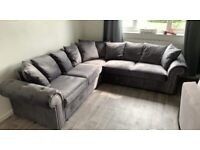 COMFORT ASHWIN CORNER SOFA & 3+2 SET AVAILABLE FOR SALE IN DIFFERENT COLOURS
