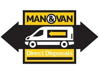 MAN & VAN - Clearances - Removals - Rubbish removal - Scrap metal - Collections & deliveries