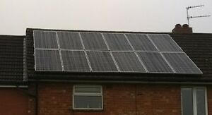 4KW SOLAR PANEL PV  KIT SYSTEM BEST PRICE IN THE UK AND EBAY