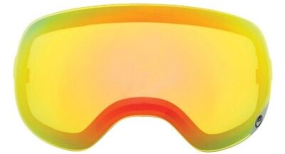 - NEW Dragon X2 Yellow Red Ion Spare Replacement Goggle Goggles Lens