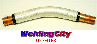 Weldingcity Mig Welding Gun Tube Swan-neck Conductor 169731 Miller M25 Us Seller