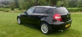 image for BMW, 1 SERIES, Hatchback, 2006, Manual, 1995 (cc), 5 doors