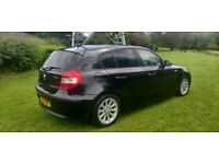 BMW, 1 SERIES, Hatchback, 2006, Manual, 1995 (cc), 5 doors