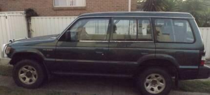 1992 Mitsubishi Pajero Wagon Swansea Lake Macquarie Area Preview