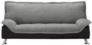 San Juan Click-Clack Sofa - Frame Only Black, New