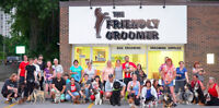 The Friendly Groomer - Where dogs are treated like family