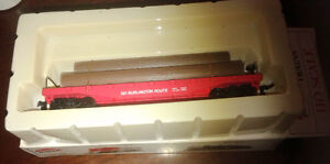 HO scale (Model Power ) Electric Trains