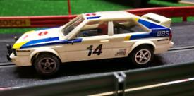 Vintage Scalextric Audi Quattro 4WD