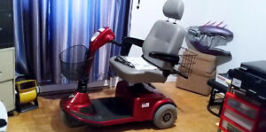3 Wheeled Victory Pride Mobility Scooter for Sale (Cash Only)