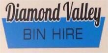 Skip Bins and Rubbish removal - Diamond Valley Bin Hire Melbourne Region Preview