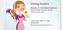 Growing cleaning company now accepting new clients !