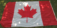 "Large Canadian Flag 115"" x 68""  Canada"