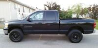2007 Dodge Ram 1500 4X4 Q/Cab Hemi 5.7L In Great Condition!