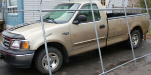 2000 Ford F150 - Runs and Drives - Rusty Body & Cracked Frame