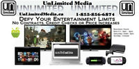 Unlimited Internet, Unlimited Tv, Unlimited Phone... Under $100