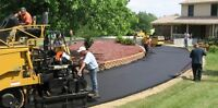 ASPHALT PAVING      FREE ESTIMATES