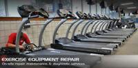 Fitness Equipment Maintenance & Repair