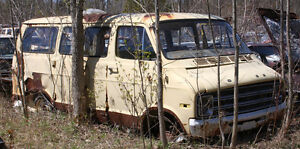 71-77 Dodge van or C-class motorhome parts
