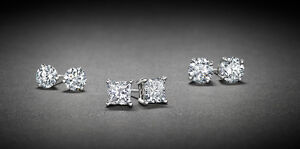 Looking for Diamond Studs