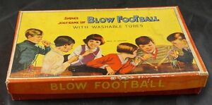 SPEAR'S Jolly Game of BLOW FOOTBALL
