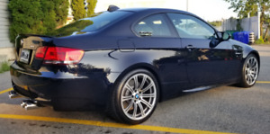 2008 BMW M3 6MT Coupe