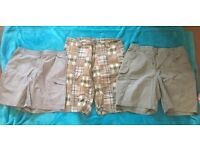 Men's shorts bundle size 32w