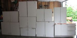 Price per unit - Used Office Cabinet for Garage WorkShop Storage