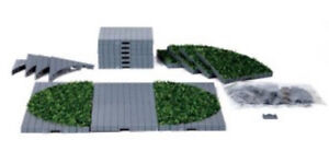 Lemax Plaza System Espaces Verts