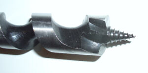 18-inch Auger Bit that is  3/4-inch