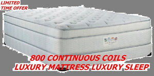 SUPER LUXURY THICK EUROTOP MATTRESS ONLY $299 LIMITED TIME Oakville / Halton Region Toronto (GTA) image 3