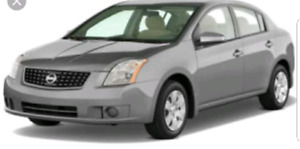Nissan Sentra part out 2007 to 2012