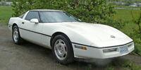 88 Corvette Targa Top