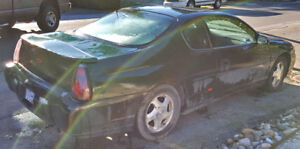 2002 Chevrolet Monte Carlo SS Coupe (2 door) - Reduced