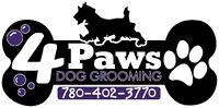 4 Paws Dog Grooming Event