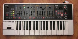 Roland GAIA SH-01 (Amazing synth) - OBO