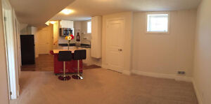 BRAND NEW 1 BEDROOM BASEMENT APARTMENT  IN NEW HOME