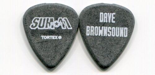 SUM 41 2003 Infected Tour Guitar Pick!!! DAVE BAKSH custom concert stage Pick #1