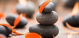 Sport remedial, healing, relaxing massage