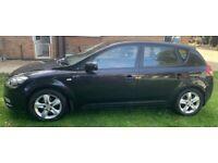 Kia, CEED, Hatchback, 2011, Manual, 1582 (cc), 5 doors
