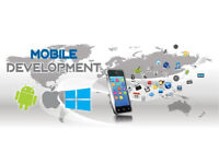 Mobile Apps & Website Development, Responsive Website & Logo Design, SEO Marketing, IT Outsourcing