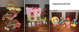 happyland bundle as see in pic collect or delivery Stonehaven, no postage