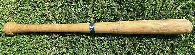 Vintage Rawlings Adirondack Pro Ring Wood Baseball Bat 07 Joe Torre Model 71JF