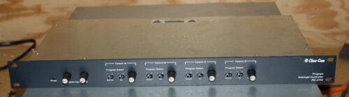 Clear-Com PIC-4704 Program Interrupt Controller Intercom  IFB Controller