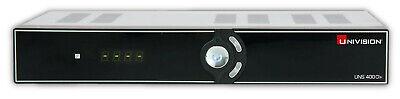 Univision UNS 400CI+ DVB-S2 Receiver mit CI+ Schacht Full HD 1080p B-Ware online kaufen