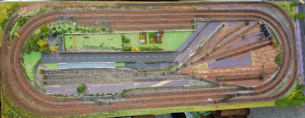 N Gauge Model Railway Layout | in New Milton, Hampshire | Gumtree