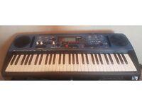 **VINTAGE CLASSIC SYNTH** Yamaha DJX keyboard