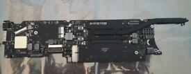 """Apple MacBook Air 11"""" 2013 2014 A1465 1.3GHz Intel i5 4GB Logic Board 820-3435-B SWAP WHY?"""